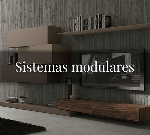 Home Loft - Sistemas modulares