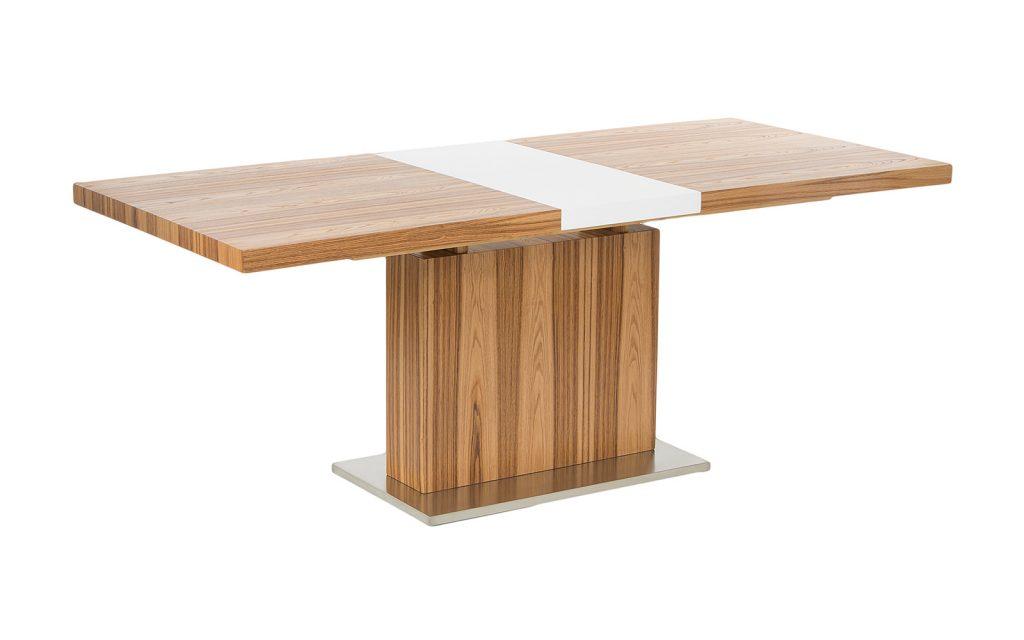 Mesa de comedor natural