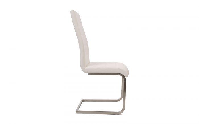 sillas de comedor blanca