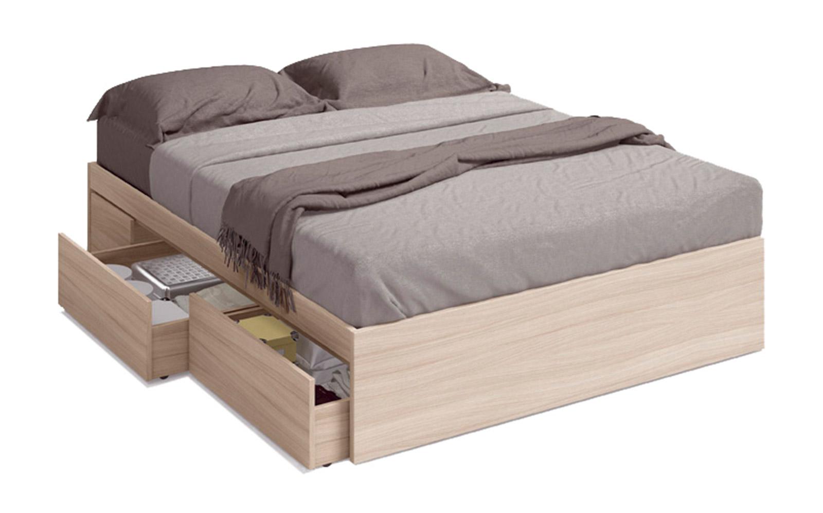 HomeLoft base cama con cojones