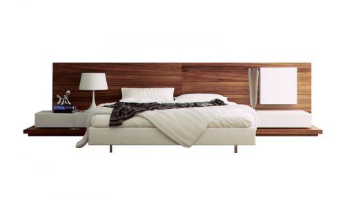 Cama capry rectangular