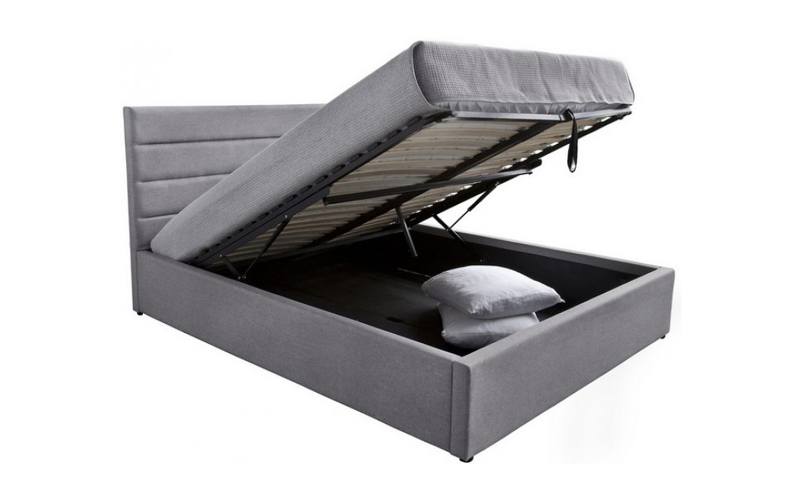 Cama storage electrico