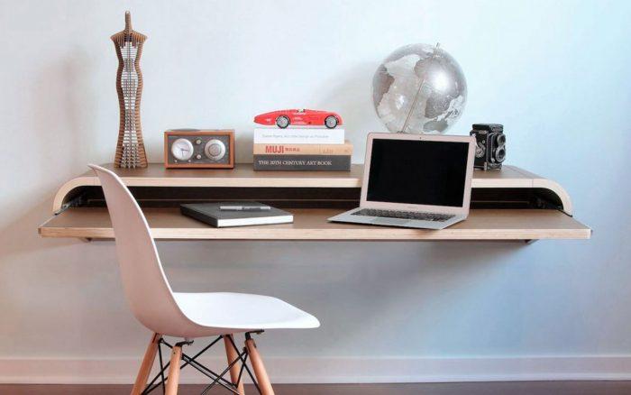 escritorio flotante HomeLoft
