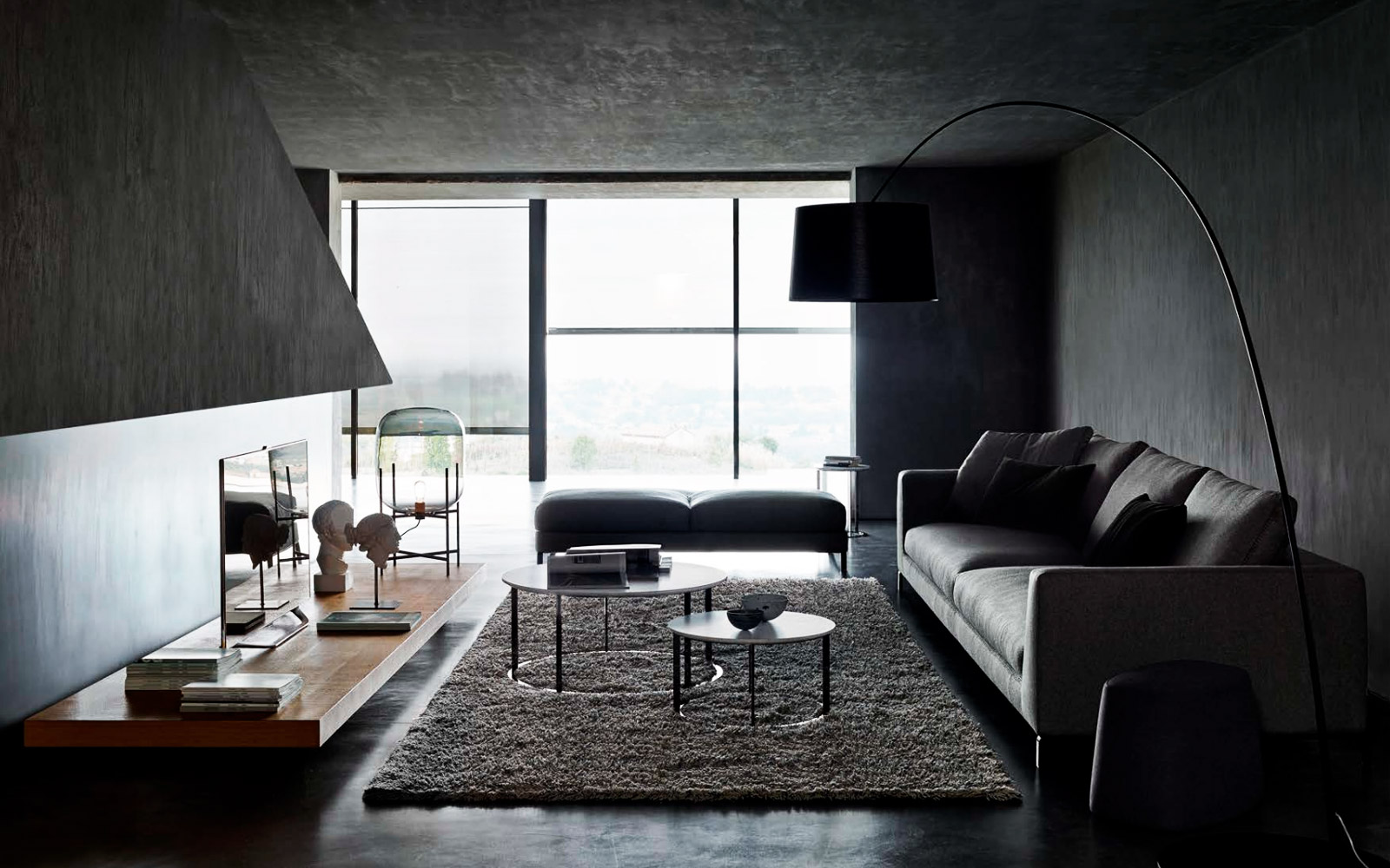 sofa home loft ambienta