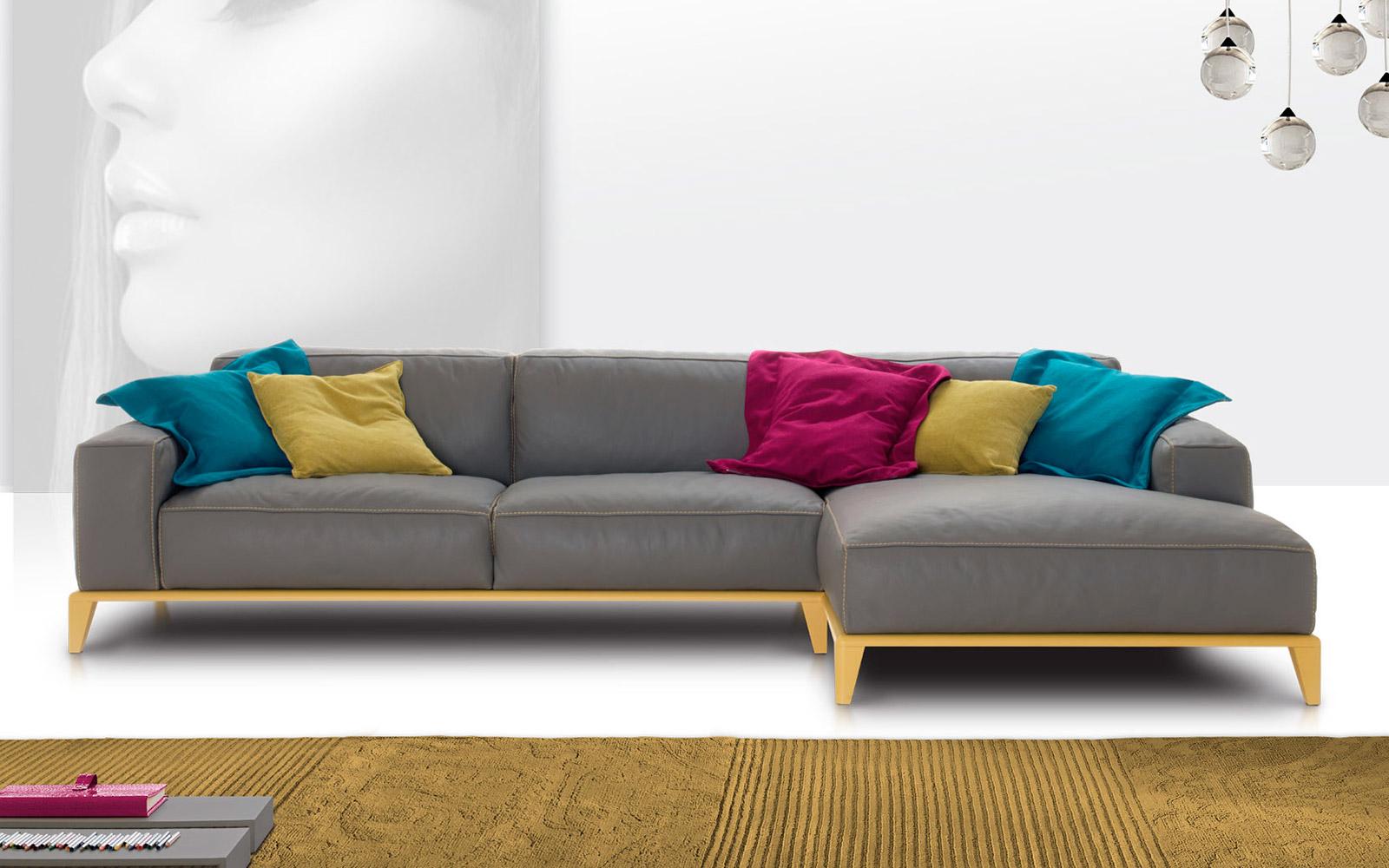 sofa moderno home loft