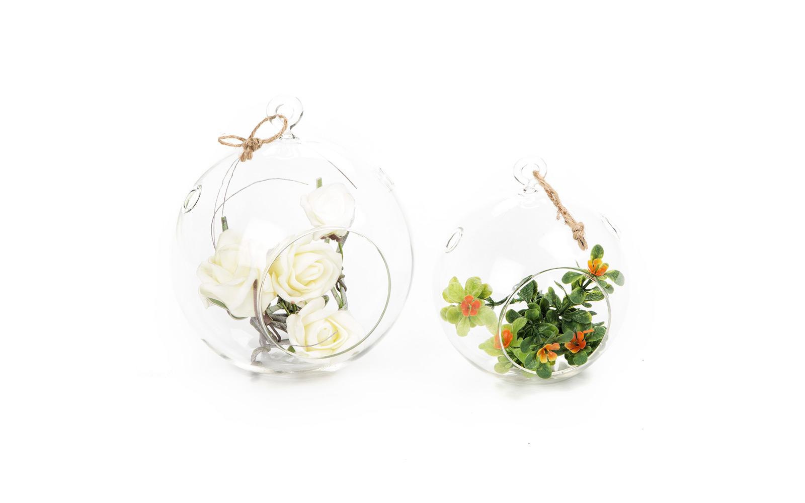 Floreros decorativos