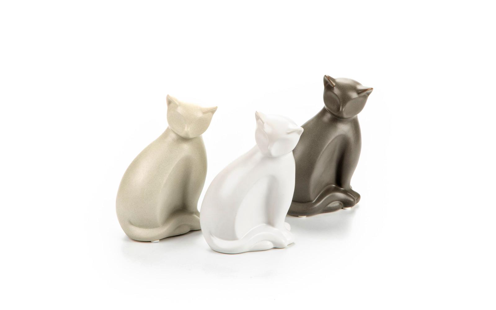 Gatos decorativos